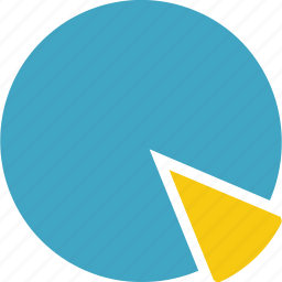analytics, business, chart, diagram, graph, infographic, pei, pie, statistics icon