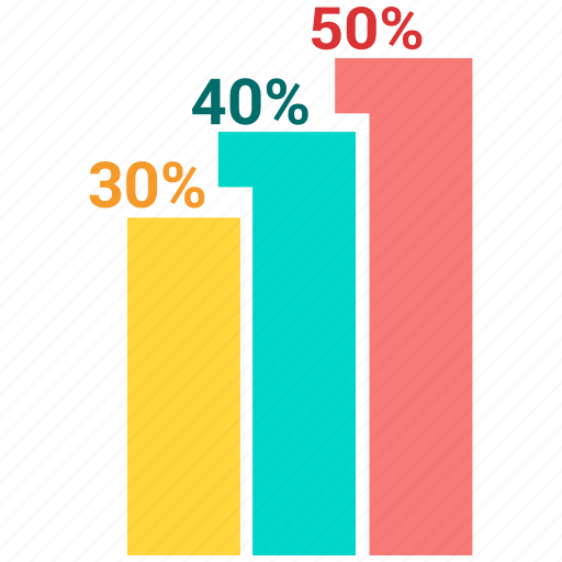 analytics, bar, business, chart, infographic icon