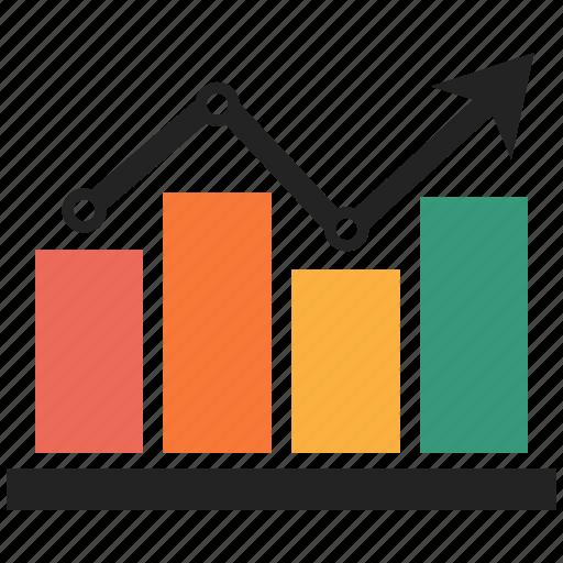 Analysis, finance, graph, statics icon - Download on Iconfinder