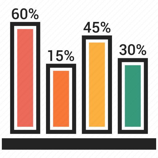 Bar, chart, data, finance, graph, info, progress icon - Download on Iconfinder
