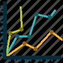 chart, financial, graph, growth, profit, revenue, sales