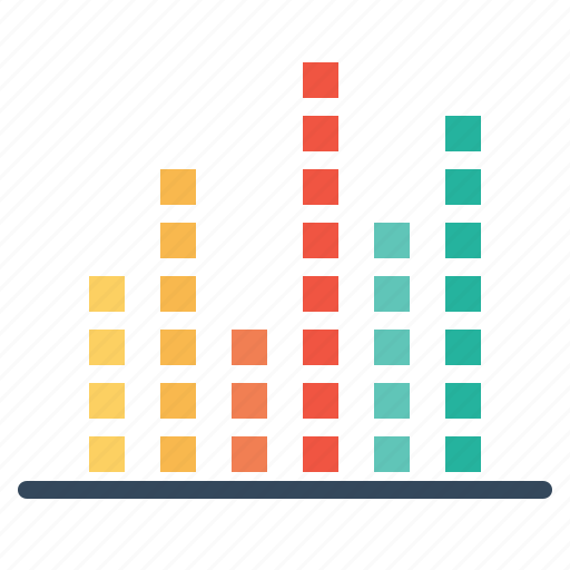 analysis, bar, business, chart, graph, infographic, statistic icon