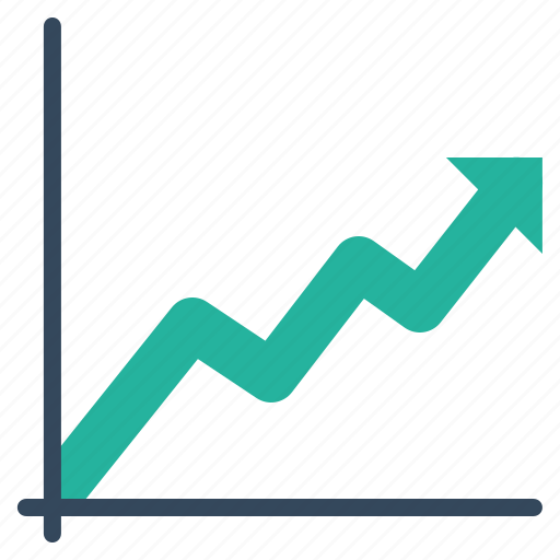 analysis, business, chart, graph, growth, infographic, success icon