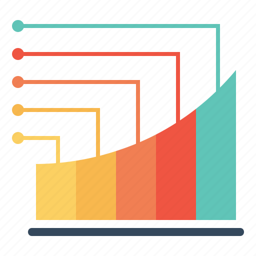 analysis, bar, column, graph, infographic, report, statistic icon