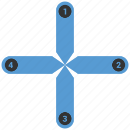 chart, finance, pie chart icon