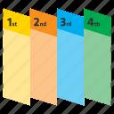 element, graph, infograph, infographic, infographics, infography, presentation icon