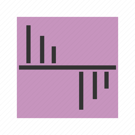 analysis, business, graphic, representation, research, solution icon