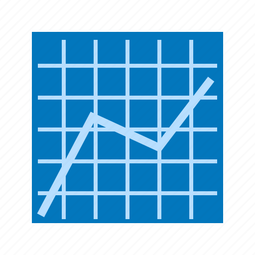 chart, financial, graphic, growth, information, market, sale icon