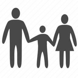 care, child, couple, family, mother, parants, together icon