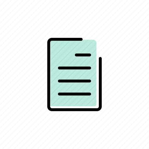 archive, data, document, file, information, paper, paperwork icon