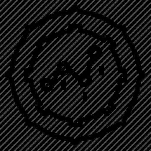 Analysis, contemplation, deliberation, examination, perusal icon - Download on Iconfinder