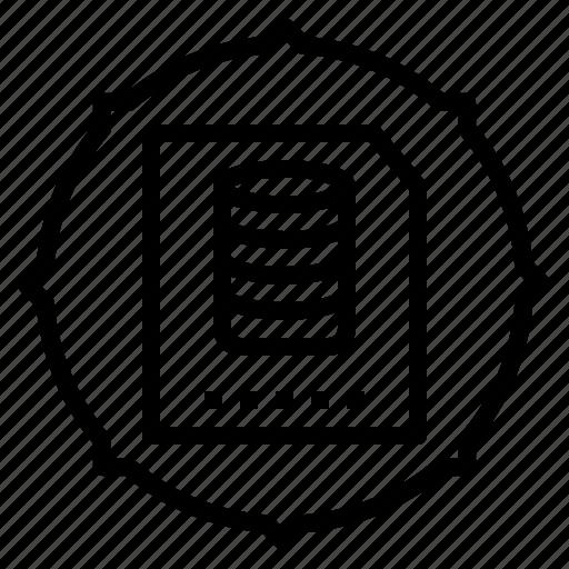 Data, datum, info, information, statistic, statistics icon - Download on Iconfinder
