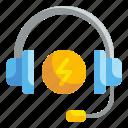 consultancy, earphones, headphones, microphone, services
