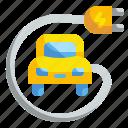 car, electric, transportation, vehicles