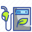 biofuel, energy, gas, gasoline, petrol icon