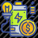 battery, money, idea, energy, technology
