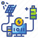 computer, energy, innovative, programming, technoloy icon