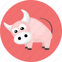 animal, animals, cow icon