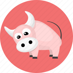 animal, animals, cow icon