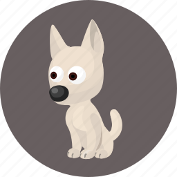 animal, animals, defend, dog, guard, pet icon
