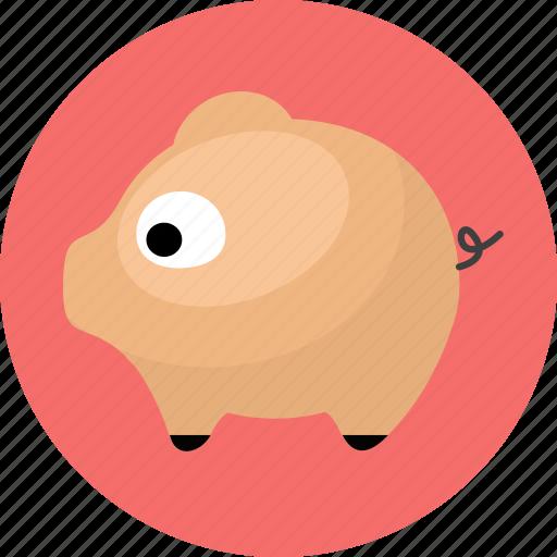 animal, animals, pig icon