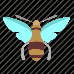 bee, bug, bumblebee, honeybee, insector icon