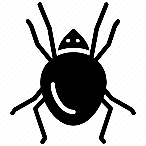 bed bug, bug, insect, mite, wood tick icon