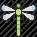 clubtail, dragonfly, hawker icon