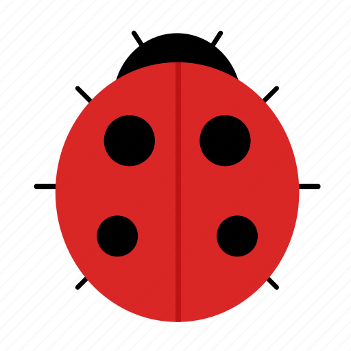 fly, insect, insects, ladybird, ladybug icon