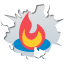 feedburner, inside icon