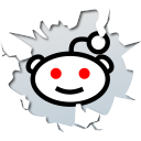 inside, reddit icon