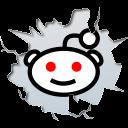inside, reddit icon