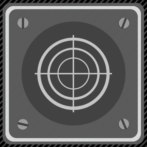 device, display, empty, geo, location icon