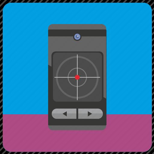app, device, gps, location, table icon