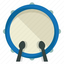 drums, instrument, music, musical icon