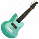 electrical, guitar, instrument, music, musical, play, sound icon