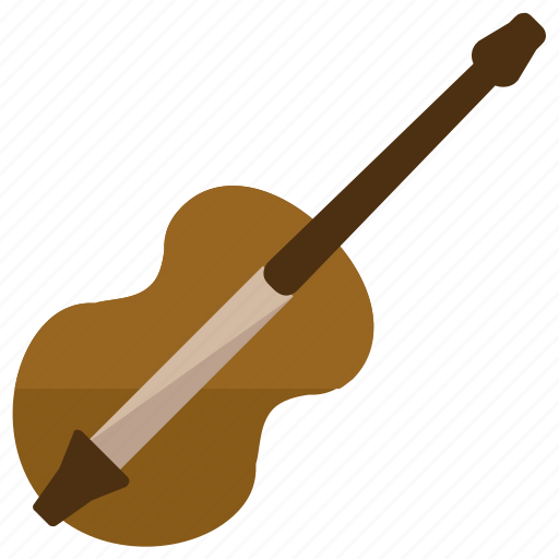 instrument, music, musical, play, sound, string, violin icon