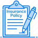 agreement, confidential document, insurance policy, insurance terms, patent application