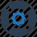 customer care, insurance, rescue, service, solution icon