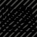 crashes, danger, fleet, ship, trip icon