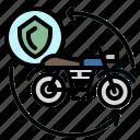 accident, insuranc, motorbike, motorcycle, transport