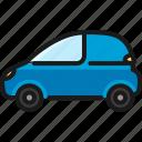 automobile, car, insurance, security, transport, transportation, vehicle icon