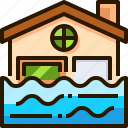 estate, flood, home, property, protection, safety, water