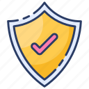 defense, protect, protection, safe, secure, security, shield icon