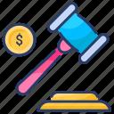 justice, law, legal, legal insurance, legal insurance expenses, legal premium, regulation icon