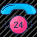 customer, customer service, help, hotel, representative, service, support icon