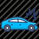 accident, auto, car, fire, insurance