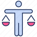 assistance, business law, insurance, insurance law, justice, law, legal icon