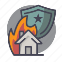 insurance, burn, fire, protection