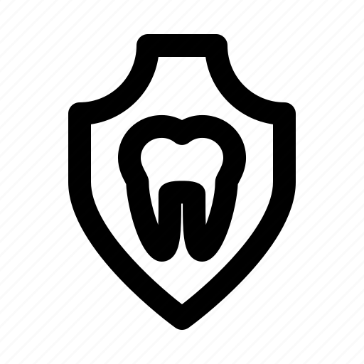 care, dental, guarantee, insurance, promise, protection icon